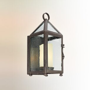 Price comparison Karole 1-Light Outdoor Flush Mount By Bloomsbury Market