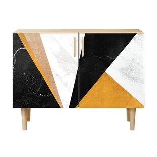 Brayden Studio Mcintyre 2 Door Cabinet