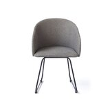 Tapia Upholstered Dining Armchair by Brayden Studio®