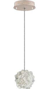 Fine Art Lamps Natural Inspirations 1-Light Novelty Pendant