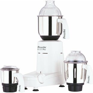Eco Plus 3 Speed Mixer Grinder