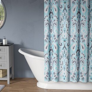 DuClaw Single Shower Curtain by Alcott Hill Find
