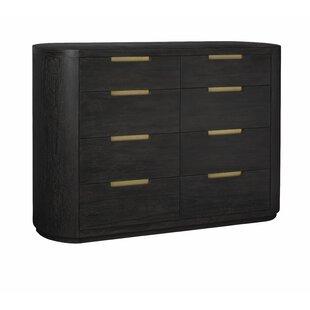 Brownstone Furniture Palmer 8 Drawer Double Dresser