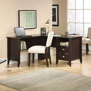 Red Barrel Studio Drayton L-Shape Writing Desk