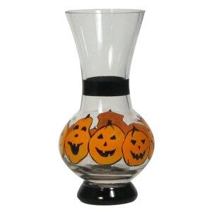 Pumpkin Family Vase