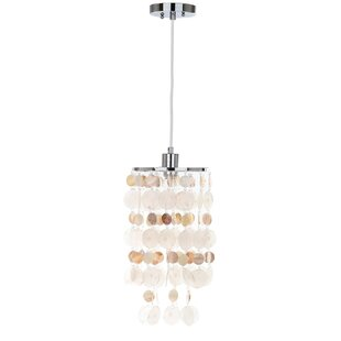 Bungalow Rose Amersfoort 1-Light Novelty Pendant