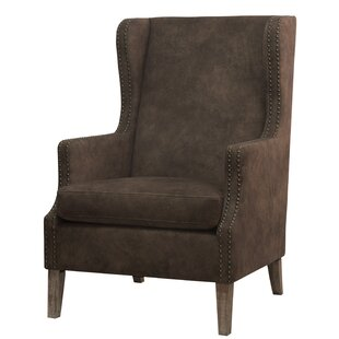 Longeville Wingback Chair by Laurel Foundry Modern Farmhouse