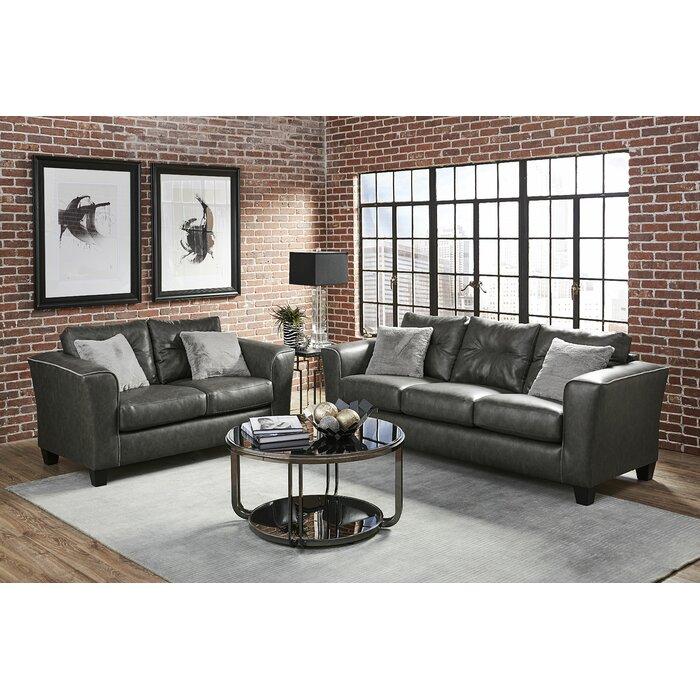 Crecy Configurable Living Room Set