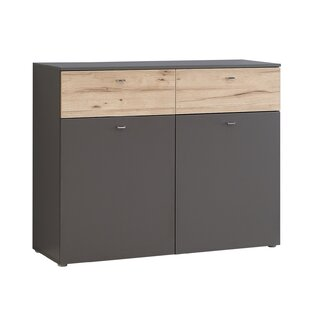 Review Aloysius 2 Drawer Combi Chest