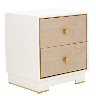 Curt End Table with Storage