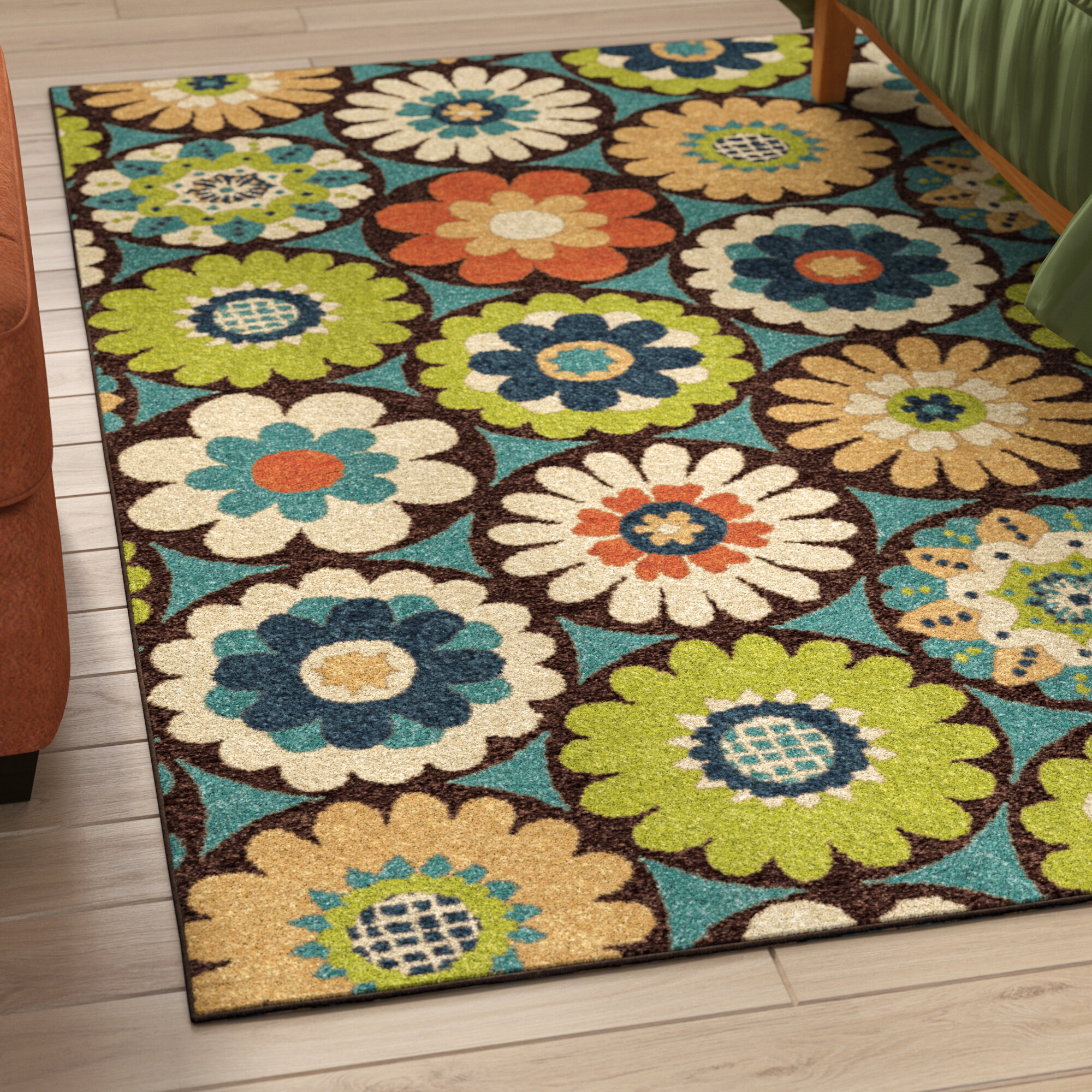 Cottage Country Sol 72 Outdoor Area Rugs You Ll Love In 2021 Wayfair