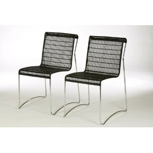Zellig Side Chair by Indo Puri