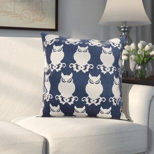 Winchester Cotton Duck Throw Pillow