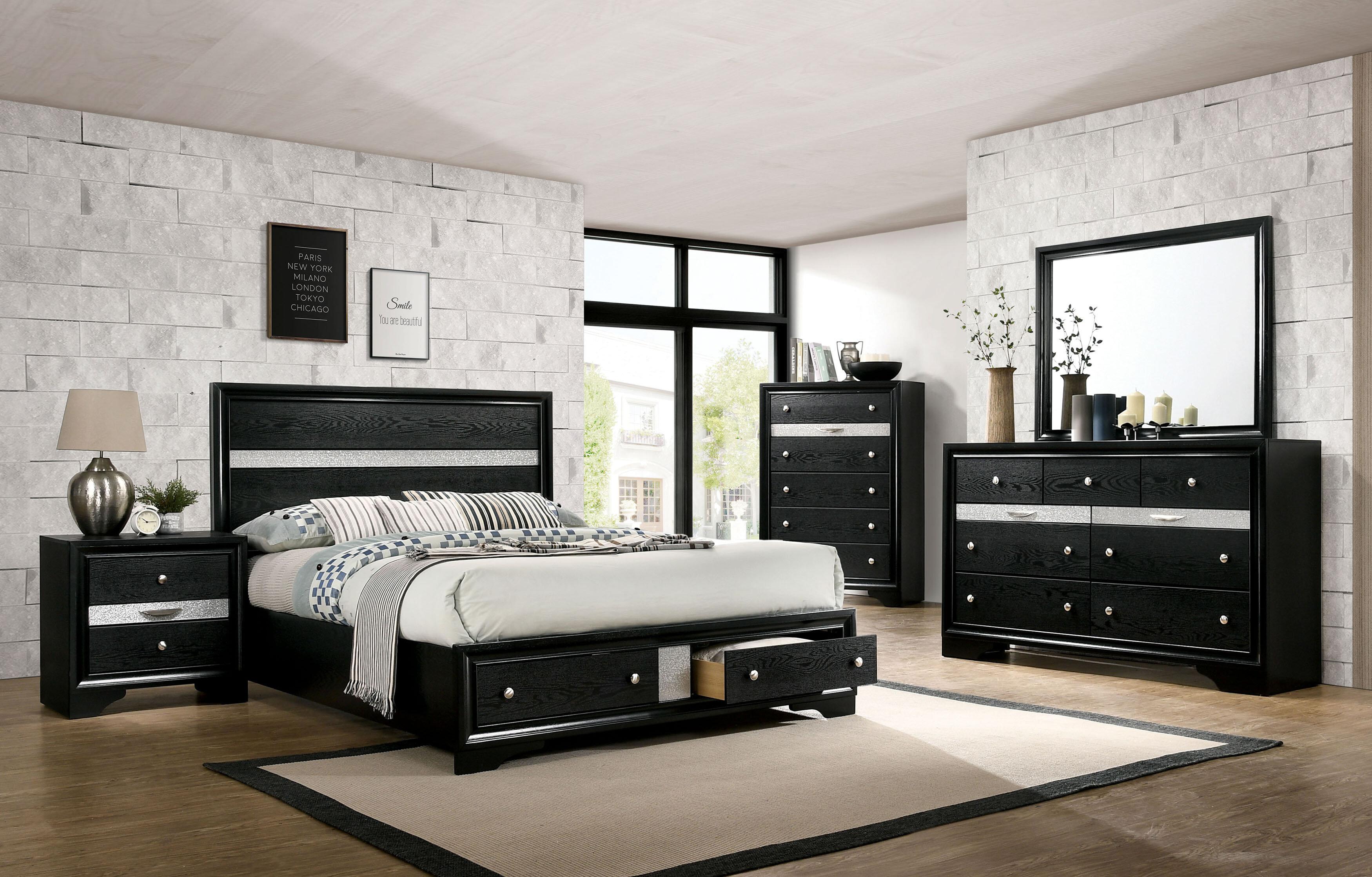 Everly Quinn Seman Platform Configurable Bedroom Set Wayfair
