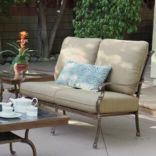 Dolby Loveseat with Cushion by Astoria Grand