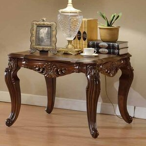 Eula End Table by Astoria Grand