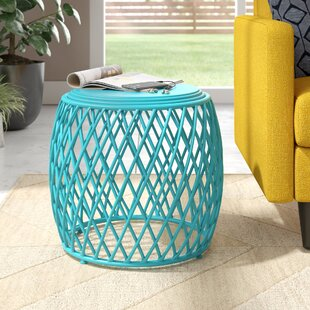 Rand Indoor Iron End Table