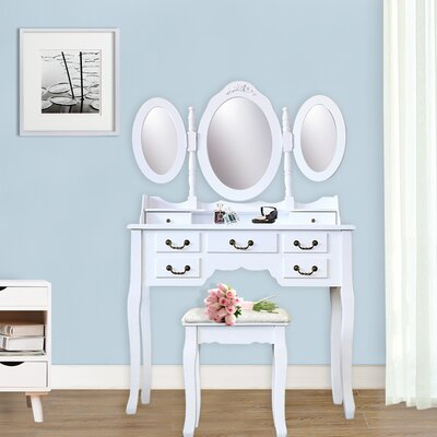 French Country Makeup Vanities You Ll Love In 2019 Wayfair