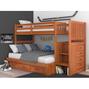 Trumble Twin Over Full Bunk Bed by Viv + Rae Looking for