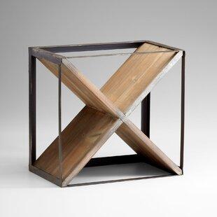 Cube Floor Wine Rack by Cyan Design