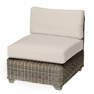 TK Classics Cape Cod Armless Chair with C..