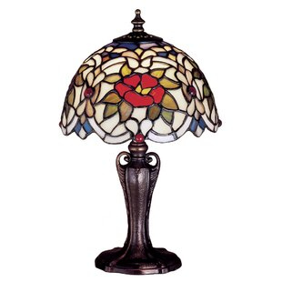 Renissance Rose 13 Table Lamp