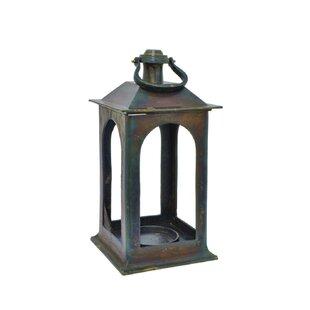 Deals Metal Lantern By Gracie Oaks