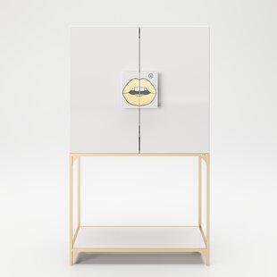 Brandi Bar Cabinet By PLAYBOY
