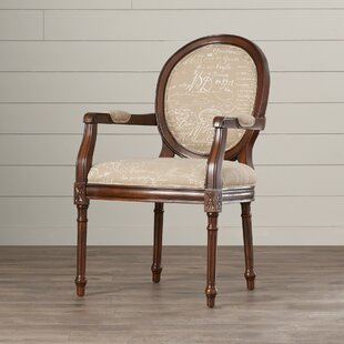 One Allium Way Buena Vista Fabric Armchair