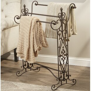 Glenisle Quilt Rack by Astoria Grand