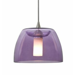 Besa Lighting Spur 1-Light Cone Pendant