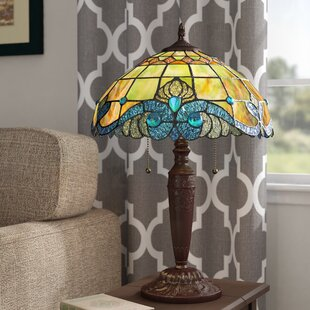 Preston 25 Globe Metal Table Lamp