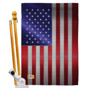 American Flag Comforter Set Wayfair