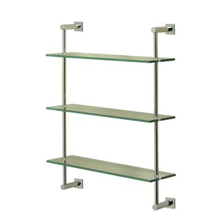 Valsan Braga 3 Tier Wall Shelf
