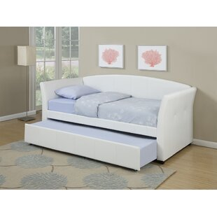 Great Price Abril Twin Daybed with Trundle by Grovelane Teen Reviews (2019) & Buyer's Guide