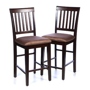 Givens Bar Stool (Set of 2) by Three Posts