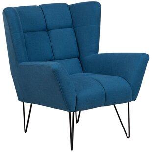Brayden Studio Siya Wingback Chair