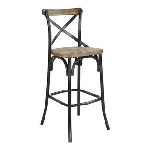 Provenzano 29.25 Bar Stool by Gracie Oaks