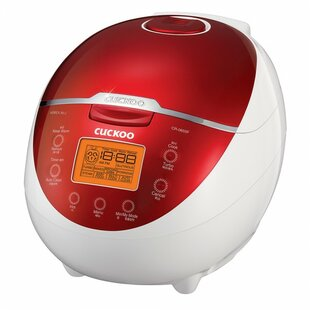 6-Cup Electric Heating Rice Cooker