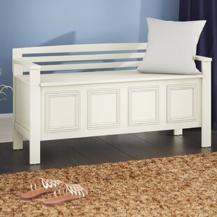 Ginsberg Storage Bench by Breakwater Bay