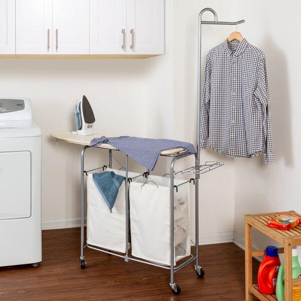 Honey Can Do Foldable Laundry Hamper