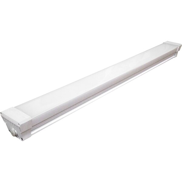 Nicor Lighting 48 1 Light Led Linear Vaporite Light