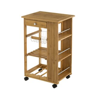 Marilee Kitchen Trolley By Brambly Cottage