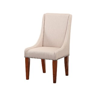 Compare & Buy Barwyn Upholstered Dining Chair (Set of 2) by Darby Home Co Reviews (2019) & Buyer's Guide