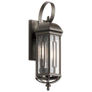 Galemore 2 Light Outdoor Wall Lantern