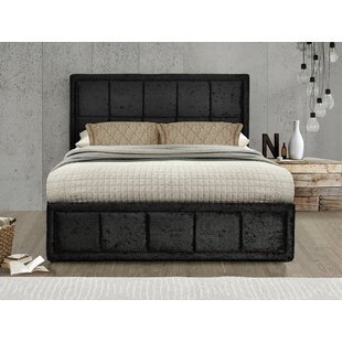 Mercedes Upholstered Bed Frame By Fairmont Park