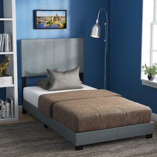 Colwell Twin Upholstered Panel Bed