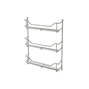 Premium Kitchen 3 Tier Cabinet Spice Rack by Closetmaid