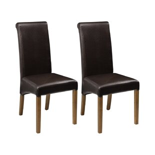 Collinsville Upholstered Dining Chair (Set Of 2) By ClassicLiving