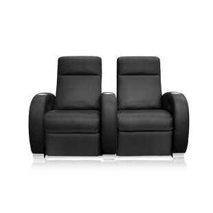 Olympia Home Theater Seating Row of 2 by Bass